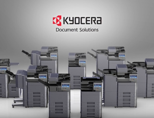 Gamme Kyocera Couleur
